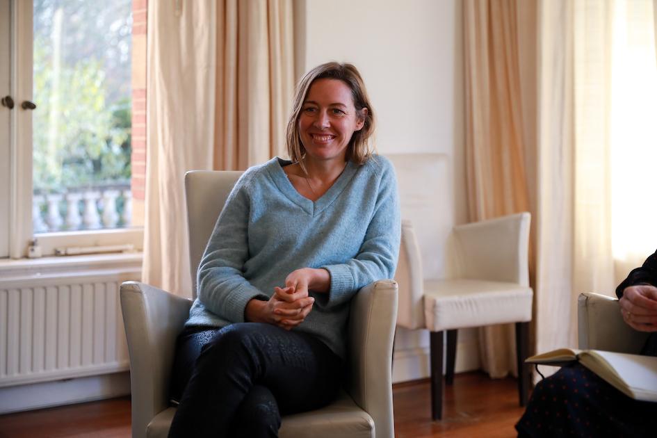 Meet the Chief: Sofieke Suidman